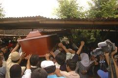 GUERRA CONTRA EL TERRORISMO DE INDONESIA Foto de archivo