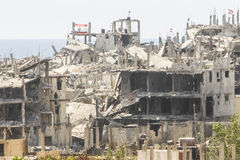 Guerra de Hezbolá y de Israel en 2006 Fotografía de archivo libre de regalías