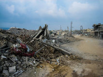 Guerra de Hezbolá y de Israel en 2006 Imagen de archivo