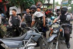 Guerra de las cuadrillas Foto de archivo