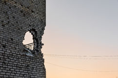 Guerra de Russias contra Ucrania Imagen de archivo