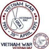 Guerra del vietnam Giorno di ricordo Fotografia Stock Libera da Diritti