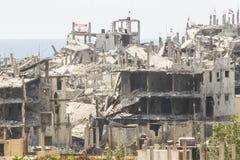 Guerra di Israele e di Hezbollah nel 2006 Fotografia Stock Libera da Diritti