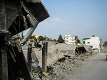 Guerra di Israele e di Hezbollah nel 2006 Immagini Stock Libere da Diritti