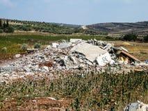 Guerra di Israele e di Hezbollah nel 2006 Fotografie Stock Libere da Diritti