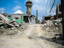Guerra di Israele e di Hezbollah nel 2006 Fotografie Stock