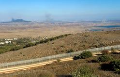 Guerra en Siria Imágenes de archivo libres de regalías