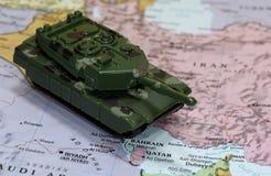 Guerra en terror Foto de archivo libre de regalías
