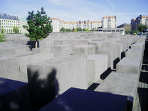 Guerra Memmorial Berlim Fotografia de Stock