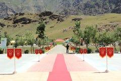 Guerra Memorial-1 di Kargil Fotografia Stock