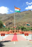 Guerra Memorial-2 di Kargil Immagine Stock