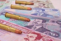 Guerra nell'Iraq fotografia stock