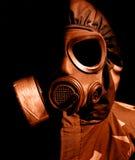 Guerra química Fotografía de archivo