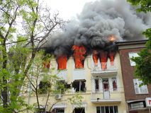 Guerra in Ucraina Immagini Stock Libere da Diritti