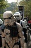Guerras de las Galaxias Foto de archivo libre de regalías