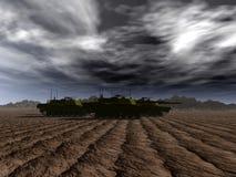 Guerre 5 Image libre de droits