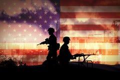 guerre Image libre de droits