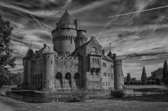 Guerre biologique de château de Hjularod Images libres de droits