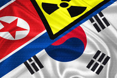 Guerre de Corée Photo libre de droits