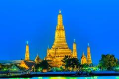 guerre de thailandia de Bangkok d'arun images stock