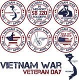 Guerre de Vietnam Jour de souvenir Photo stock