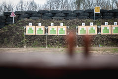 Guerre en temps de paix Photographie stock libre de droits