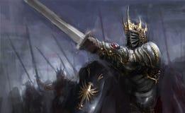 guerreiro Fotos de Stock