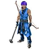 guerreiro Imagem de Stock
