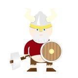 Guerreiro de Viking Foto de Stock