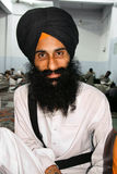 Guerreiro do sikh Imagens de Stock Royalty Free