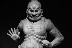Guerreiro japonês Imagem de Stock