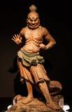 Guerreiro japonês Imagem de Stock Royalty Free