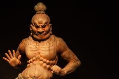 Guerreiro japonês Imagens de Stock Royalty Free