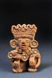 Guerreiro pre Columbian Fotos de Stock