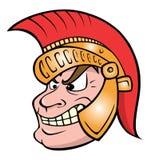 Guerreiro Trojan Imagens de Stock Royalty Free