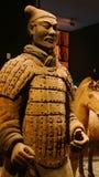 Guerreiros do Terracotta Fotografia de Stock