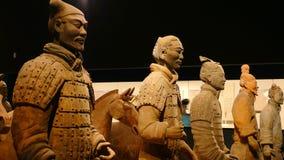 Guerreiros do Terracotta Fotos de Stock