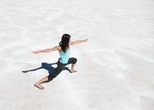 Guerrero de la sal Fotografía de archivo libre de regalías