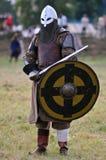 Guerrero de Vikingo Imágenes de archivo libres de regalías