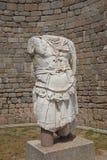 Guerrero romano Imagen de archivo