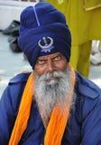 Guerrero sikh Fotografía de archivo libre de regalías