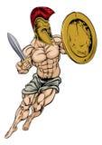 Guerrero Trojan Imagen de archivo