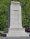 Guerres mondiales et mémorial de Guerre de Corée Images stock