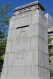 Guerres mondiales et mémorial de Guerre de Corée Images libres de droits
