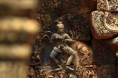 Guerrier antique Images stock