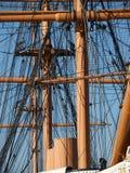 Guerrier de HMS Image libre de droits
