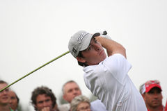 Guerrier, Green Velvet golf pro-am, Megeve, 2006 Stock Images