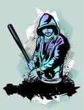 Guerrieri del ghetto illustrazione vettoriale