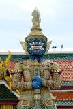 Guerriero del gigante della Tailandia Fotografie Stock