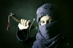 Guerriero della donna immagine stock libera da diritti